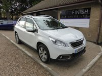 USED 2015 15 PEUGEOT 2008 1.4 HDI ACTIVE 5d 68 BHP