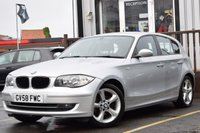 USED 2009 58 BMW 1 SERIES 2.0 118D EDITION ES 5d 141 BHP SUPERB EXAMPLE, 2 FORMER KEEPERS, 2 KEYS
