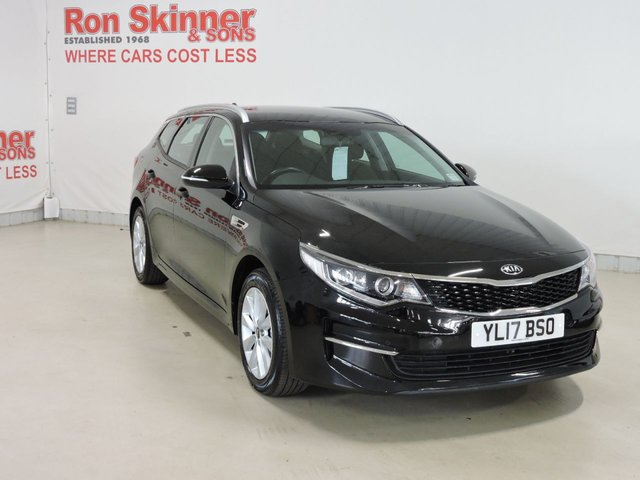 View our 2017 17 KIA OPTIMA 1.7 CRDI 2 ISG 5d 139 BHP