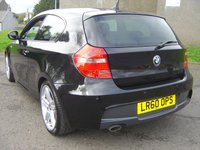 USED 2010 60 BMW 1 SERIES 2.0 120D M SPORT 3d 175 BHP //  FINANCE AVAILABLE  //