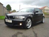 2010 BMW 1 SERIES 2.0 120D M SPORT 3d 175 BHP £5950.00