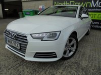 USED 2016 16 AUDI A4 1.4 TFSI SPORT 4d 148 BHP Save Nearly 50%on New Price, Excellent Condition, No Deposit Necessary