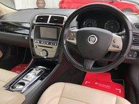 USED 2010 60 JAGUAR XK 5.0 XK PORTFOLIO 2d AUTO 385 BHP