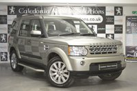 USED 2012 12 LAND ROVER DISCOVERY 3.0 4 SDV6 HSE 5d AUTO 255 BHP ONE FORMER KEEPER with FULL SERVICE HISTORY & 12 MONTHS MOT