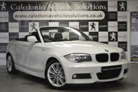 USED 2013 13 BMW 1 SERIES 2.0 120D M SPORT 2d 175 BHP ONE FORMER KEEPER with SERVICE HISTORY & 12 MONTHS MOT