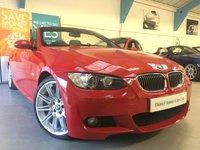 USED 2008 08 BMW 3 SERIES 3.0 330D M SPORT 2d AUTO 228 BHP