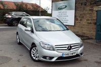 USED 2013 63 MERCEDES-BENZ B CLASS 1.5 B180 CDI BLUEEFFICIENCY SE 5d 109 BHP Full Service History