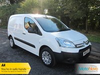2014 CITROEN BERLINGO 1.6 850 ENTERPRISE L1 HDI 1d 89 BHP £5250.00