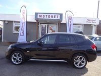 2010 BMW X1 2.0 XDRIVE20D SE 5DR DIESEL 175 BHP £7888.00
