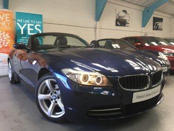 2009 BMW Z4 2.5 Z4 SDRIVE23I ROADSTER 2d AUTO 201 BHP £8990.00