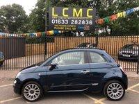 2013 FIAT 500 1.2 LOUNGE 3d 69 BHP £4799.00