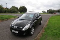 2011 HYUNDAI I20 1.4 COMFORT 5d AUTOMATIC,1 OWNER,F.S.H £4450.00