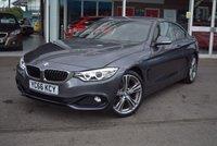 2016 BMW 4 SERIES 2.0 420D SPORT 2d AUTO 188 BHP £18990.00