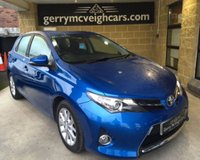 USED 2013 13 TOYOTA AURIS 1.4 ICON D-4D 5d 89 BHP