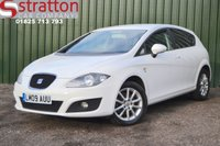 USED 2009 09 SEAT LEON 2.0 SE TDI 5d 138 BHP High Quality hand picked cars by Stratton Car Company Uckfield Sussex - 01825 713 793