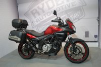 2016 SUZUKI V-STROM 650 645cc DL 650 AL6  £5450.00