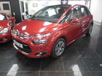 2015 CITROEN C4 PICASSO 1.6 BLUEHDI EXCLUSIVE EAT6 5d AUTO 118 BHP £11999.00