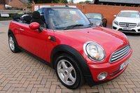 2010 MINI CONVERTIBLE 1.6 COOPER 2d 122 BHP £3995.00