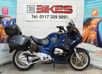 USED 2004 04 BMW R1150 RT 1150CC TOURER, FULL LUGGAGE