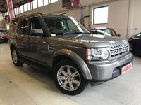 USED 2011 LAND ROVER DISCOVERY 3.0 4 SDV6 GS 5d AUTO 245 BHP