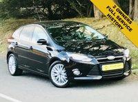 2012 FORD FOCUS 1.6 ZETEC TDCI 5d 113 BHP £6500.00