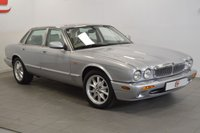 USED 2002 02 JAGUAR XJ 3.2 EXECUTIVE V8 4d AUTO 240 BHP 1 PRIVATE OWNER + SERVICE HISTORY + ONLY 29,000 MILES