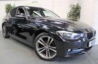 2013 BMW 3 SERIES 1.6 316I TURBO SPORT 4d 135 BHP £9890.00