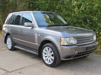 USED 2008 58 LAND ROVER RANGE ROVER 3.6 TDV8 VOGUE 5d 272 BHP Colour Coded / Stormer Alloys