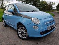 2011 FIAT 500 1.4 SPORT 3d 99 BHP £3275.00
