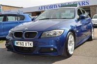 2011 BMW 3 SERIES 2.0 320D M SPORT 4d AUTO 181 BHP £7495.00