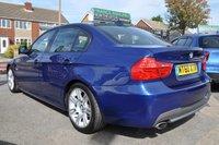 USED 2011 60 BMW 3 SERIES 2.0 320D M SPORT 4d AUTO 181 BHP