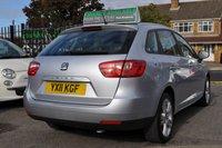 USED 2011 11 SEAT IBIZA 1.6 CR TDI SE 5d 103 BHP