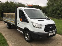 2015 FORD TRANSIT 2.2 350 L4 EXTRA LONG, WITH TAIL LIFT 124 BHP £14500.00