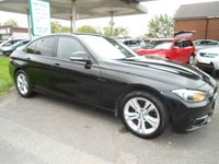 USED 2013 BMW 3 SERIES 1.6 316I SPORT 4d 135 BHP 3 SERVICE STAMPS
