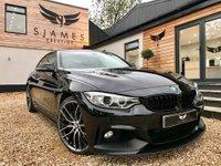 2015 BMW 4 SERIES 3.0 435D XDRIVE M SPORT 2d AUTO 309 BHP £23490.00
