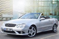 USED 2007 07 MERCEDES-BENZ CLK 3.0 CLK280 SPORT 2d 228 BHP STUNNING EXAMPLE WITH GREAT SERVICE HISTORY