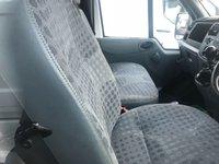 USED 2010 10 FORD TRANSIT 2.4 350 DRW 1d 115 BHP BOX VAN