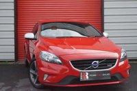 2014 VOLVO V40 1.6 D2 R-DESIGN 5d 113 BHP £10495.00