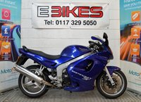 USED 2001 Y TRIUMPH SPRINT ST 955