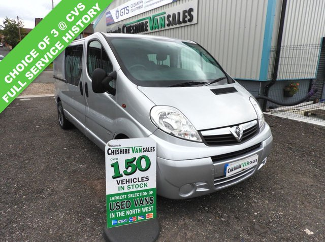 1c42ff6919 Page 1 of 4 for Used vans in Dukinfield from Culcheth Car   Van ...