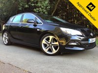 2015 VAUXHALL ASTRA 1.4 LIMITED EDITION 5d 140 BHP £7990.00