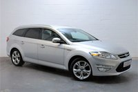 2014 FORD MONDEO 2.0 TITANIUM X BUSINESS EDITION TDCI 5d 161 BHP £7495.00