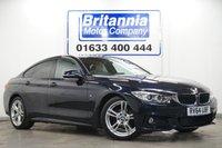 2014 BMW 4 SERIES GRAN COUPE 2.0 418D DIESEL M SPORT GRAN COUPE 4 DOOR 141 BHP £16990.00