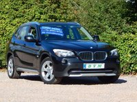 2011 BMW X1 2.0 SDRIVE18D SE 5d 141 BHP £8170.00