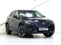 2015 MAZDA CX-5 2.2 D SPORT NAV 5d 148 BHP [STONE LEATHER] [SAFETY PACK] £14388.00