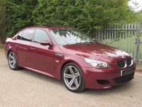USED 2007 BMW M5 5.0 M5 SMG 4d 501 BHP Low Mileage / Low Owner