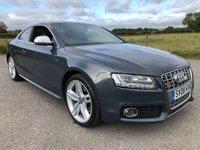 2008 AUDI A5 4.2 S5 V8 QUATTRO 2d 354 BHP £10995.00