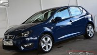 USED 2016 66 SEAT IBIZA 1.2TSi FR TECHNOLOGY 5 DOOR 6-SPEED 110 BHP Finance? No deposit required and decision in minutes.
