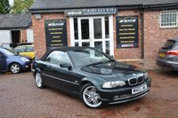 2002 BMW 3 SERIES 3.0 330CI 2d 228 BHP £2495.00