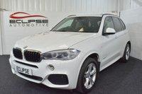 2013 BMW X5 3.0 XDRIVE30D M SPORT 5d AUTO 255 BHP £SOLD